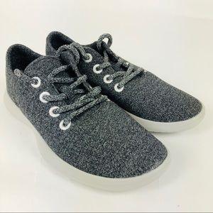 STEVEN Steve Madden Traveler Lace Up Shoe Grey 8.5